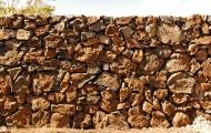 Local stones from the Meru region