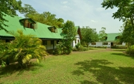 Rivergardens Business Park is set in a tranquil environment